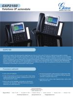GXP2160 - Grandstream Networks