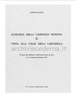 antichita della campagna romana visita alla valle della caffarella