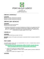 PONY ALCLE LUDICO