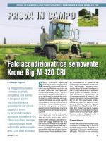 PROVA IN CAMPO - Agricoltura24