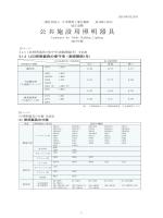 JIL 5004-2012 公共施設用照明器具 20140320改正追補