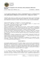 Bando n. 1 co.co.co. Progetto SIGMA