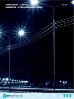 STREET LIGHTING LED DRIVERS ALIMENTATORI
