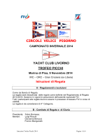 Istruzioni regata YCL 9nov2014