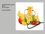 Terapia con Antidiabetici Orali (2014)
