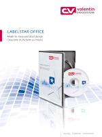 Labelstar Office - Carl Valentin GmbH