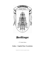 Derfflinger - Euromodel Como