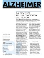 Notiziario 48 - Alzheimer Italia