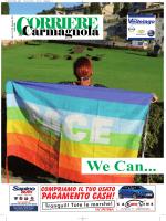PAGAMENTO CASH! - Corriere di Carmagnola