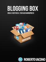 Ebook Blogging Box