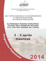 Programma Preliminare MN_Programma Preliminare