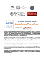 Second International Workshop on Assistive Computer Vision and