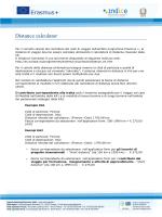 Distance calculator - Erasmus+, Il sito Italiano del programma