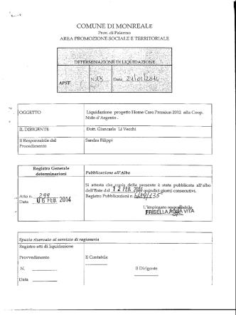 20140212_4689_135_Determina dirigenziale n.299_Dirigente