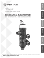 ACTUATED BACKWASH VALVE PROVALVE
