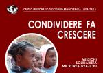 CONDIVIDERE FA CRESCERE - Diocesi di Reggio Emilia Guastalla
