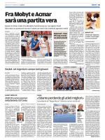 La Nuova Ferrara del 17 Settembre 2014