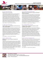 Descrizioni progetti selezionati con il bando 2014.2
