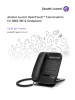 Alcatel-Lucent OpenTouch™ Conversation for 8002