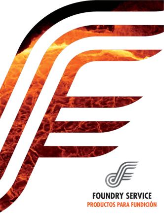 catalogo spagnolo - Foundry Service SpA