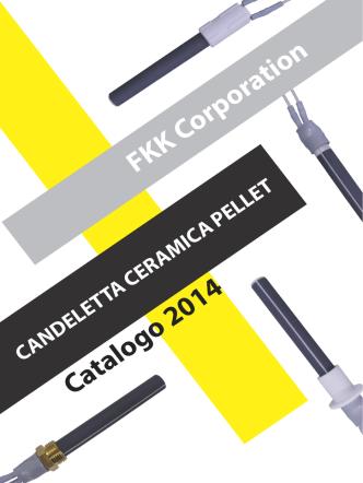Catalogo 2014 FKK Corporation