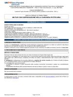 Fogli informativi Banca Popolare di Ancona
