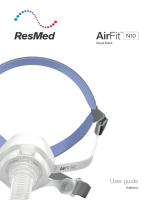 AirFit - ResMed