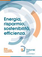 Energia, risparmio, sostenibilità, efficienza.