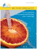 BRC IFS ISO 22000 HACCP