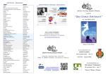 brochure - gruppo teatrale quarta parete
