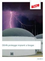 DEHN protegge impianti a biogas