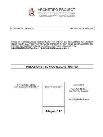 Allegato A - Comune di Legnago