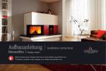 Aufbauanleitung Installation instructions