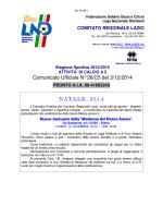 Com. Uff. LND FUTSAL ROMA SERIEDM