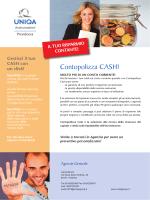 Contopolizza CASH!
