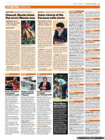 Ostacoli, Olanda iridata Due errori: Moneta esce Sette