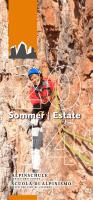 Sommer | Estate - Alpinschule Sexten