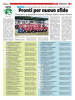 Cinque gironi, 59 squadre tra le province di Rovigo