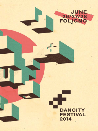 Brochure Dancity Festival 2014