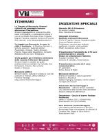 programma eventi realizzati nel 2013