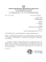 """gara di aggiudicazione - Scuola Secondaria di 1° grado """"F.Pentimalli"""""""