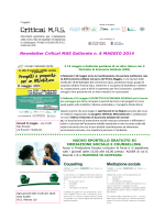 newsletter CMAS_maggio 14