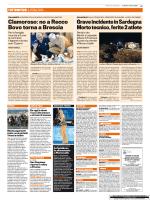 Clamoroso: no a Recco Bovo torna a Brescia Grave