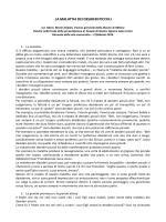S.E. Mons. M. Delpini, La malattia dei desideri piccoli
