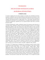 Introduzione alla storia della monetazione siciliana dai Borbone all