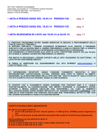 bollettino aste marzo 2014 - Istituto Vendite Giudiziarie di Venezia