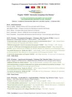Programma di Cooperazione Transfrontaliera ENPI