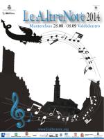 Brochure 2014 - LeAltreNote