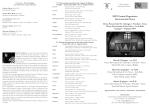 programma Festival - Storici Organi del Piemonte.