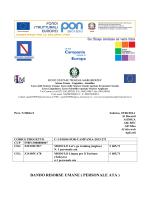 Bando ATA - Liceo Statale Regina Margherita